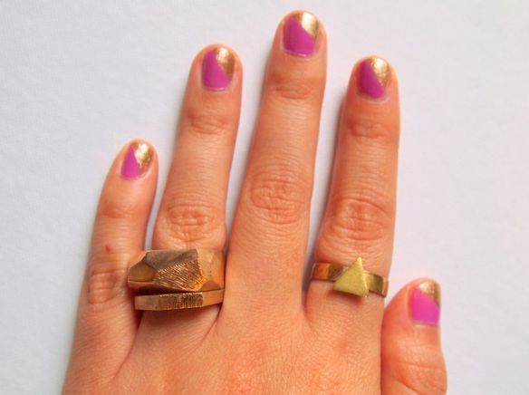 Style Alter Brass Rings
