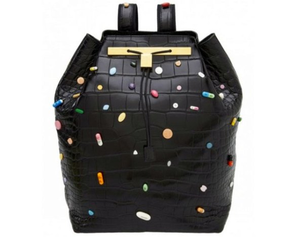 The-Row-Damien-Hirst-Alligator-and-Pill-Backpack